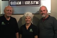 Ray, John and Linda Eichler