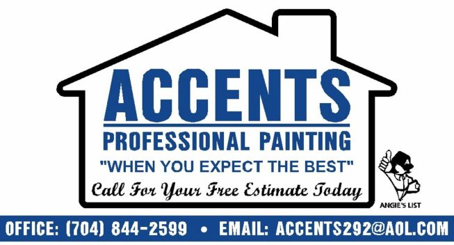 Accents Professional Painting
