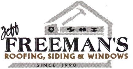 Jeff Freeman's Roofing, Siding and Windows